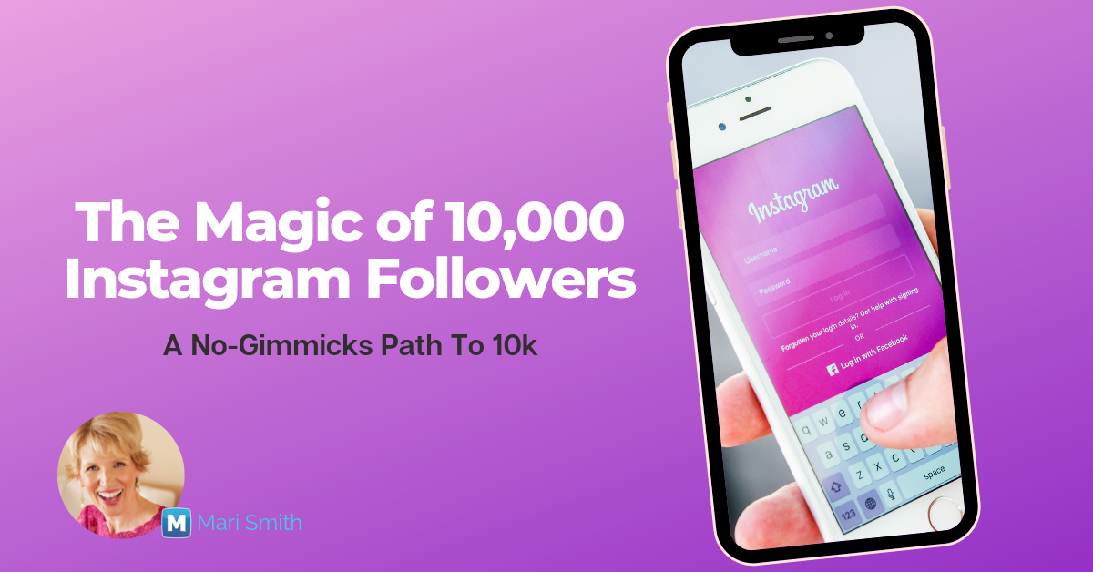 how i gain 1 260 instagram followers per week The Magic Of 10k Instagram Followers A No Gimmicks Approach Laptop Hustle